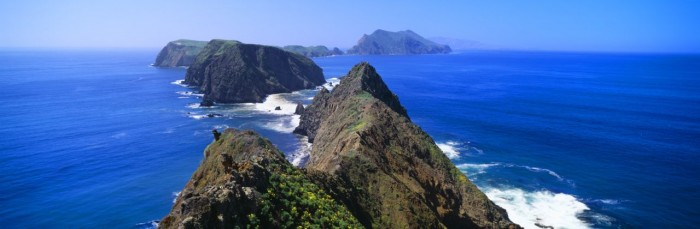 Spring at Anacapa Island, Channel Islands National Park, Ventura, California