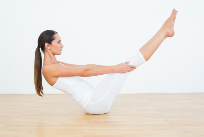 3 yoga poses for killer abs
