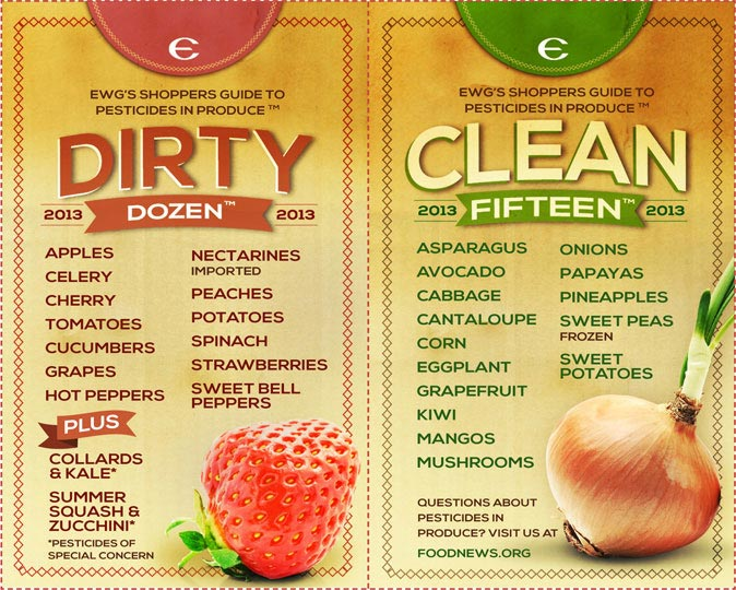 Clean Food Dirty City