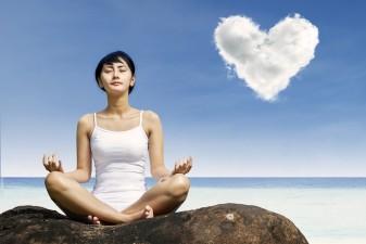 yoga breathing exercise