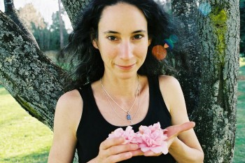 Yoga expert and author Jill Abelson