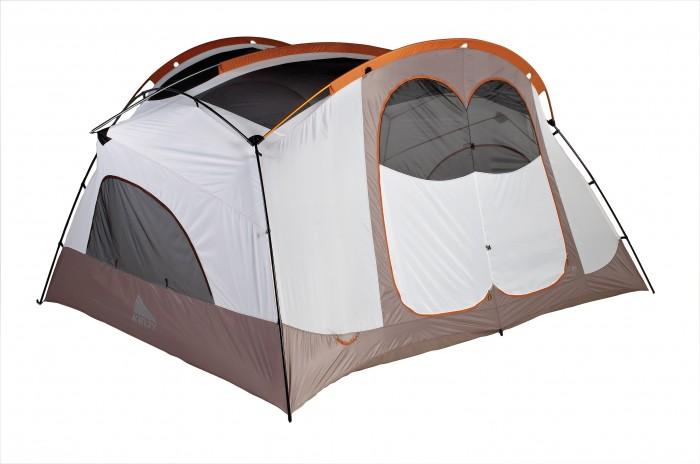 Big Tents Kelty Parthenon 8  sc 1 st  Womens Movement & Big Tents : Kelty Parthenon 8 Tent Review