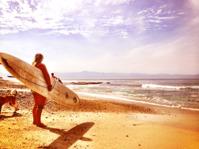 Travel In The Water With Maui Surfer Girls
