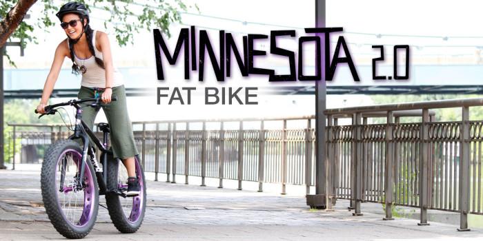 Minnesota 2.0: The First Fat Bike Built for Women