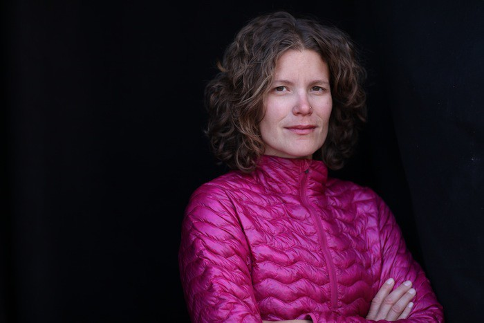 Majka Burhardt, photo by Fredrik Clement.