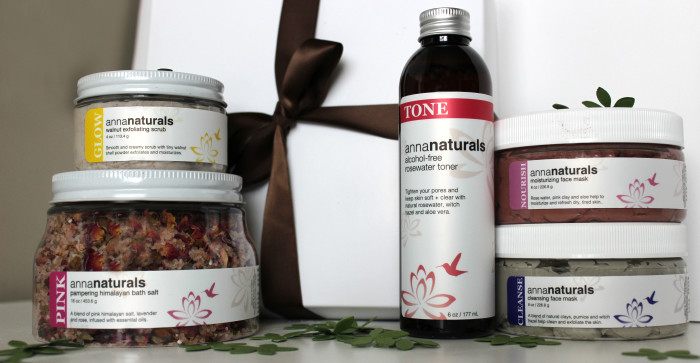 Naturalicious Summer Gift Basket Giveaway products!