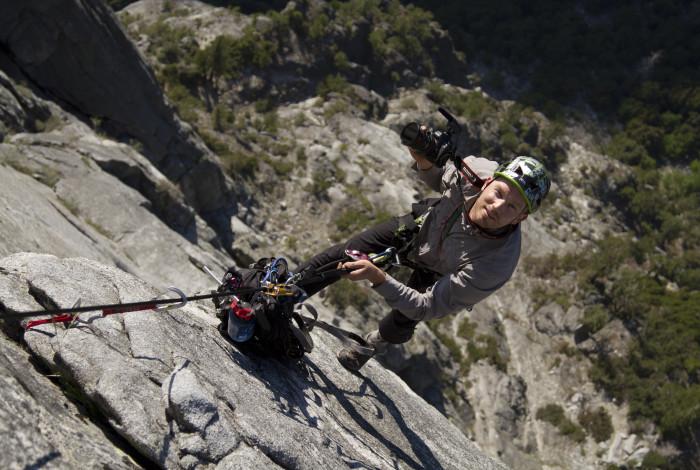 Reel Rock Founder Peter Mortimer