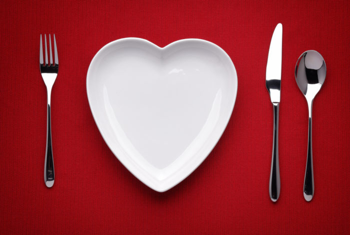 Hungry + Single on Valentine's Day?
